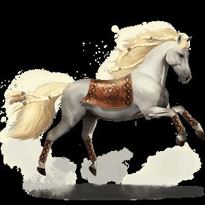 Les Divins Mythologiques Gullfaxi